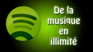 La musique en illimité